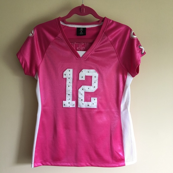 6ccf347a SMALL NFL Team Apparel Aaron Rodgers Jersey